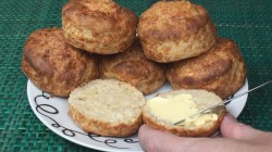 Cheese Scones