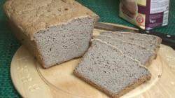 Gluten-Free Buckwheat Loaf