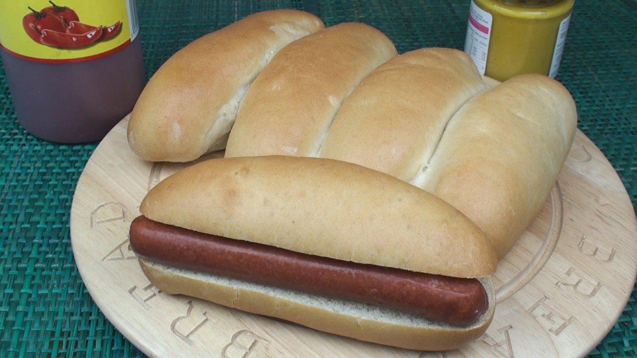 Hot Dog Buns Recipe Uk