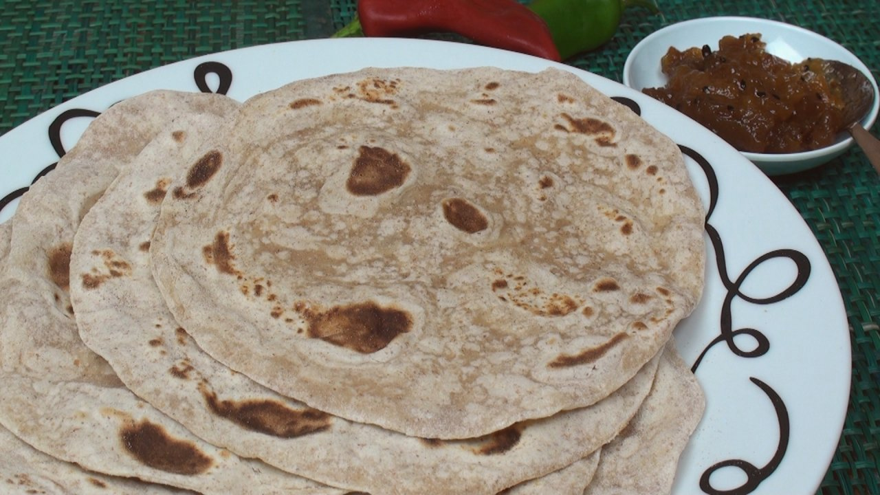 how to make soft chapati from patanjali wholemeal.atta