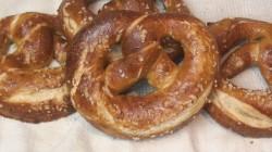 German-Style Pretzels