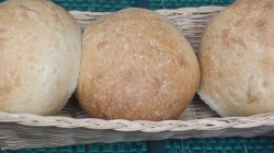 Simple Bread Rolls
