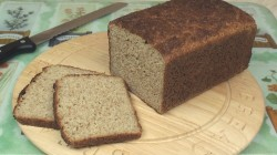Reduced-Carb Almond Bread